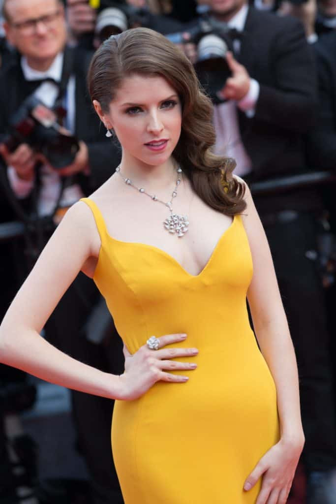 Anna Kendrick at CANNES FRANCE