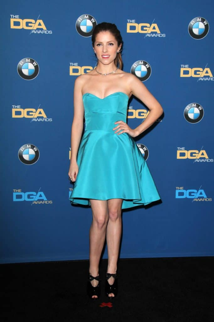 Anna Kendrick at the Directors Guild of America Awards