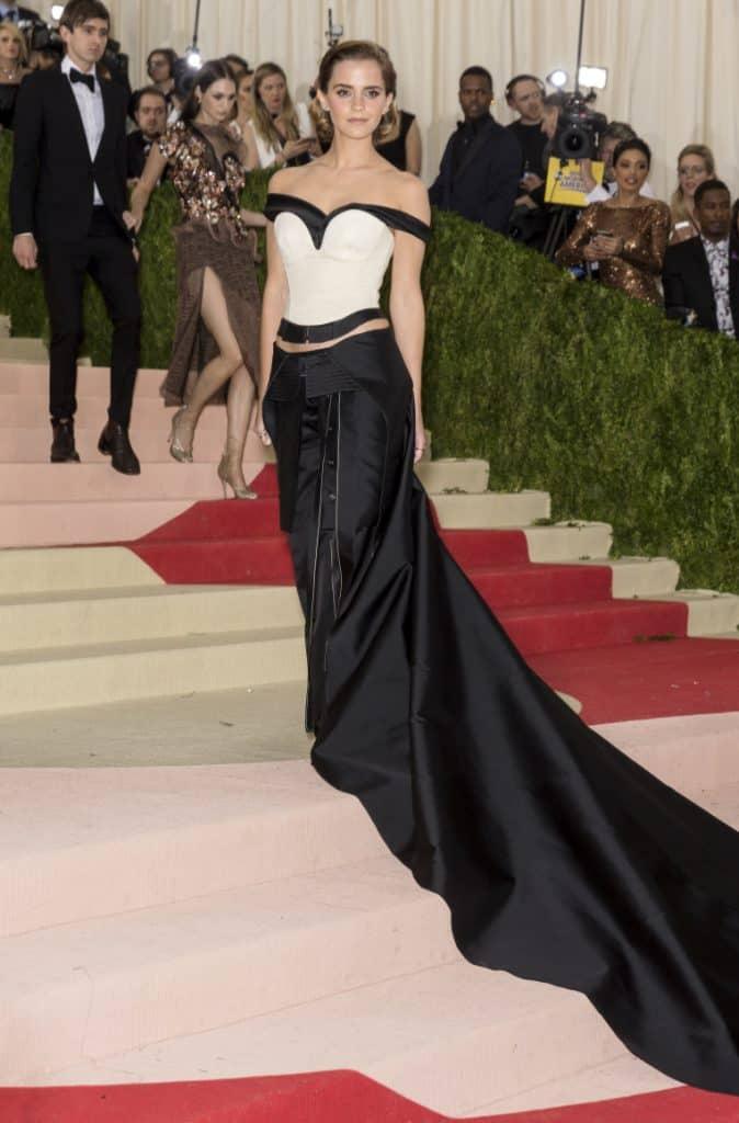 Emma Watson at Met Gala