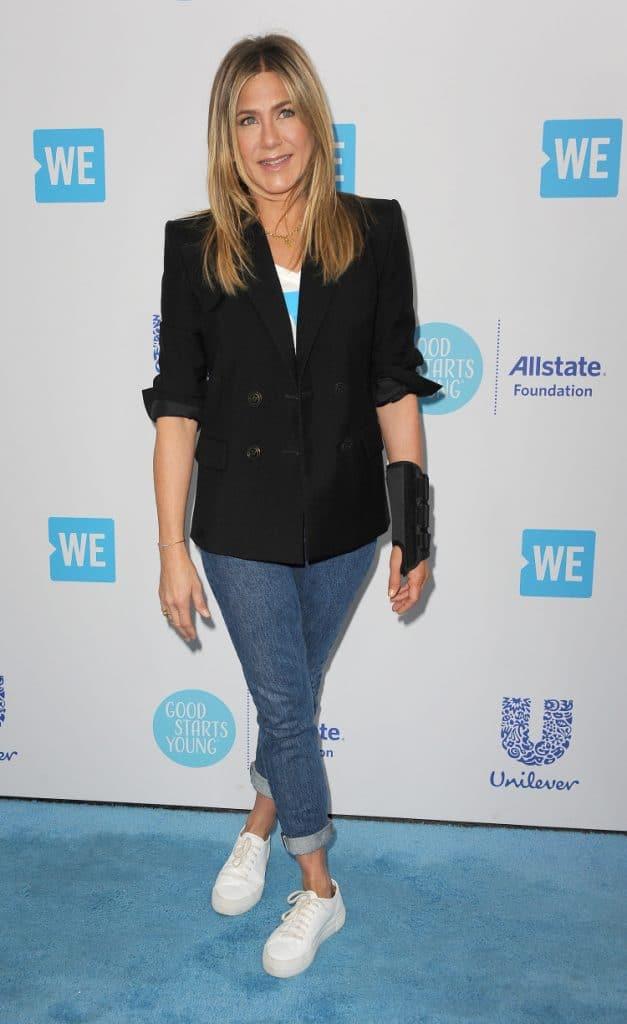 Jennifer Aniston at the WE Day California