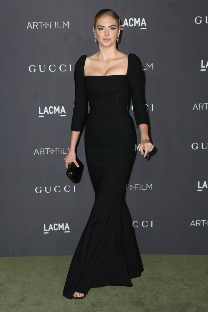 Kate Upton at the LACMA Art + Film Gala