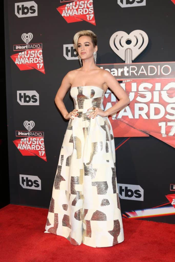Katy Perry at the iHeart Music Awards