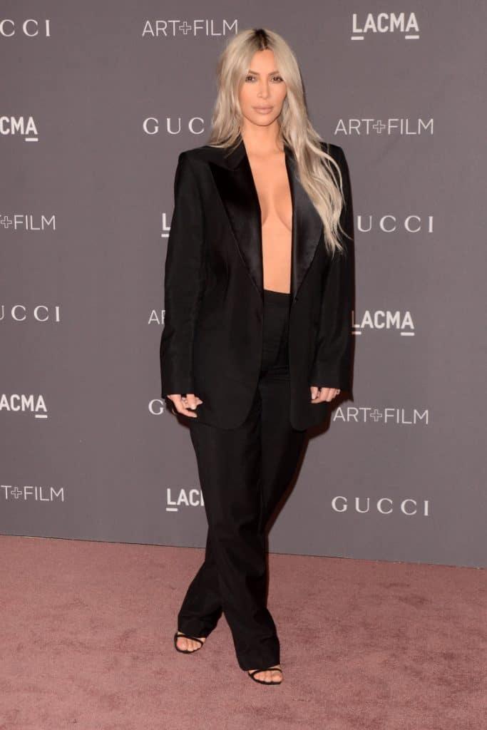 Sexy Kim Kardashian West