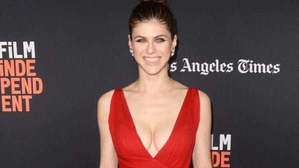 Actress Alexandra Daddario