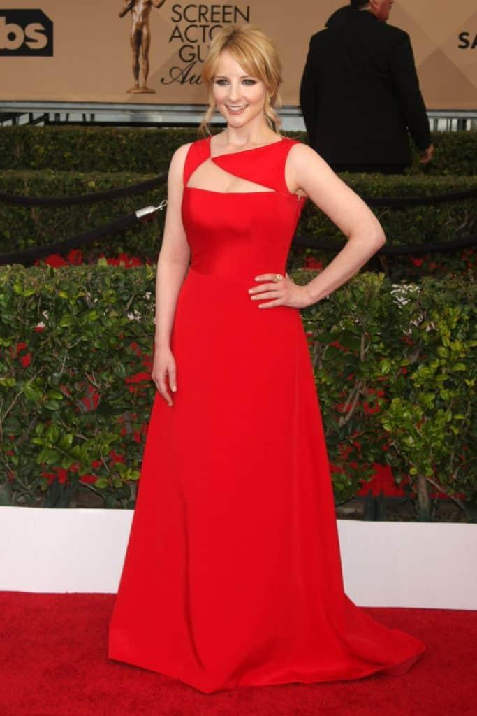 Actress Melissa Rauch