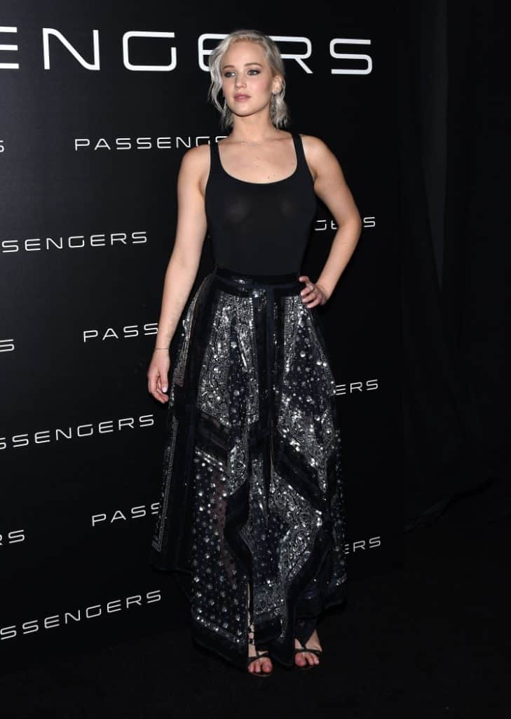 Jennifer Lawrence at the Cinema Con