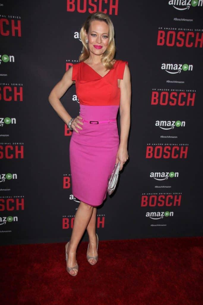 Jeri Ryan at the Bosch Season 2 Premiere