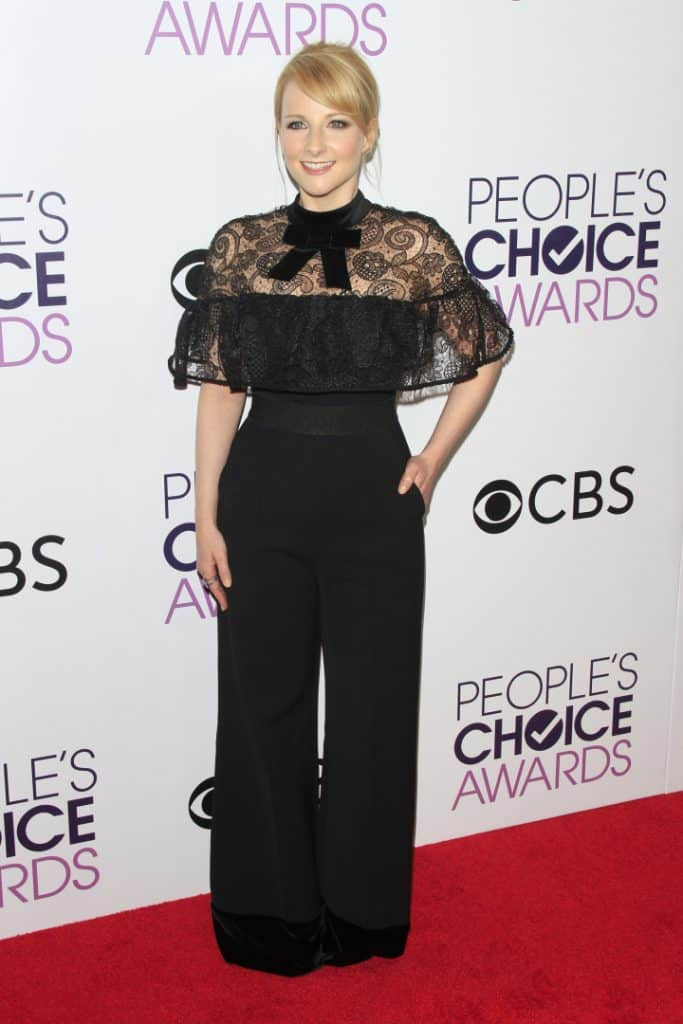 Melissa Rauch at the People's Choice Awards