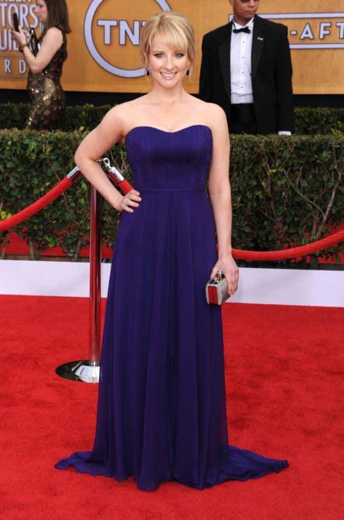 Melissa Rauch at the SAG Awards