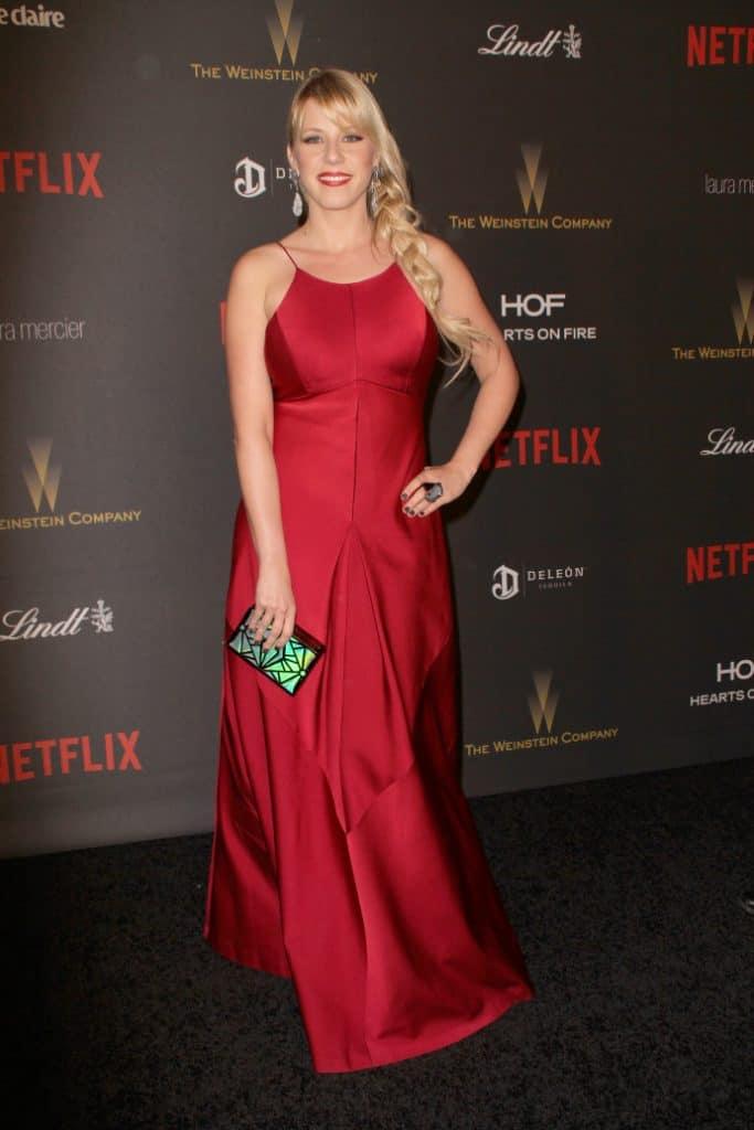 Actress Jodie Sweetin