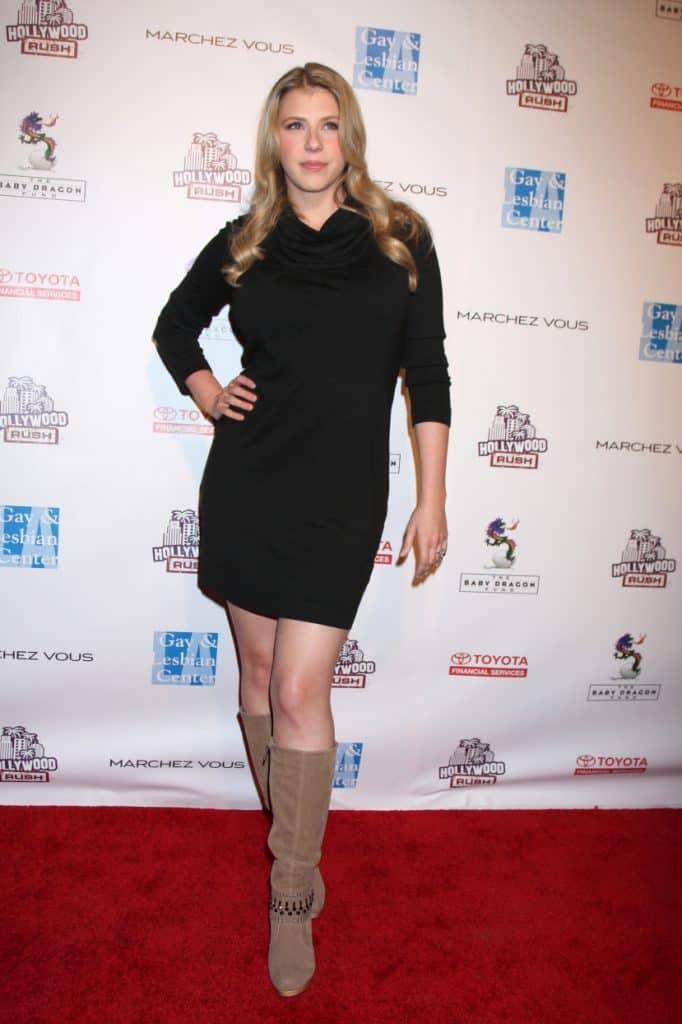 American Actress Jodie Sweetin