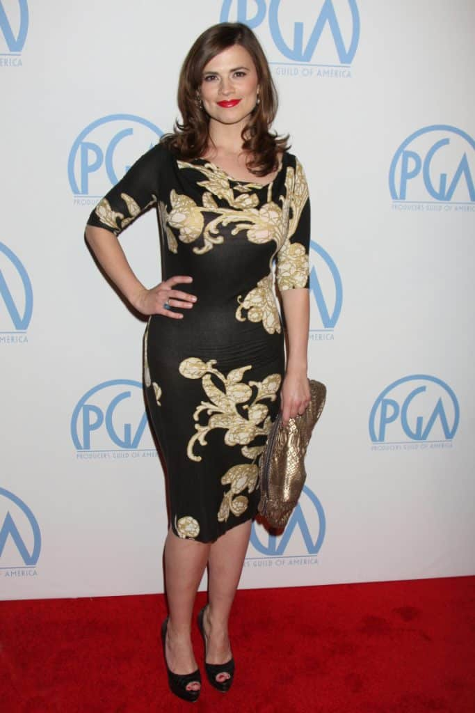 Hayley Atwell at the Producers Guild Awards