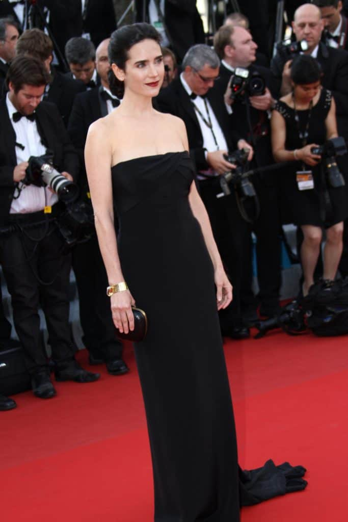 Jennifer Connelly at the Cannes
