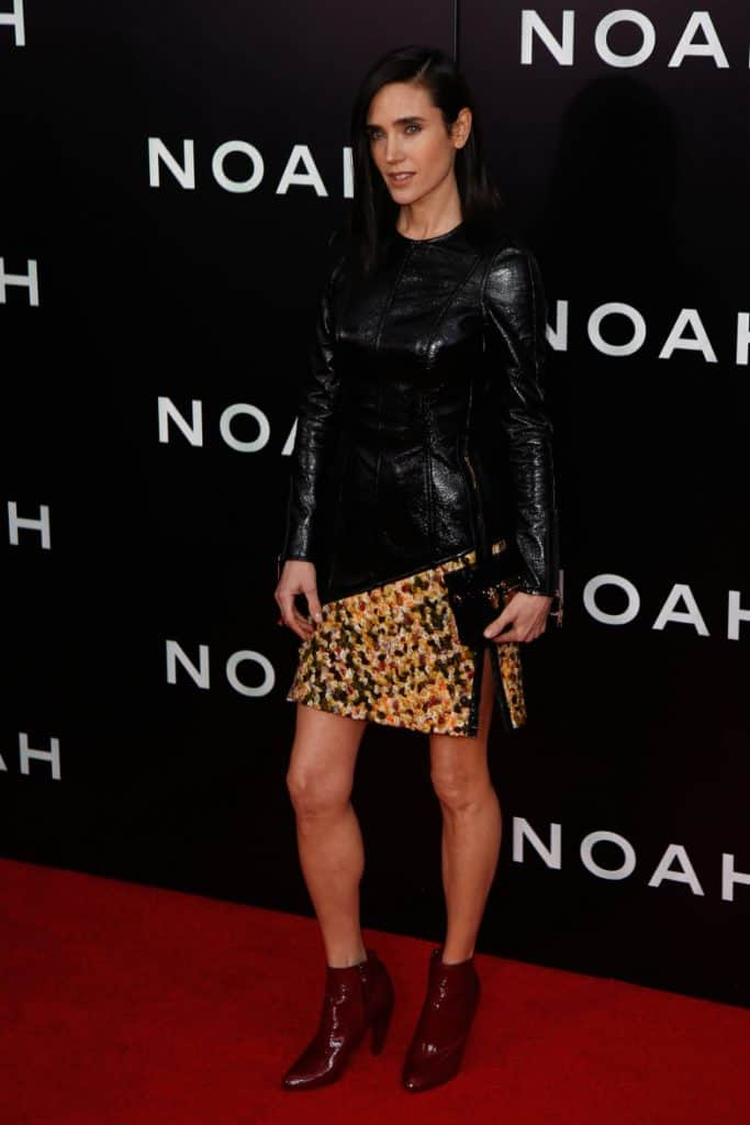 Jennifer Connelly attends the premiere of Noah