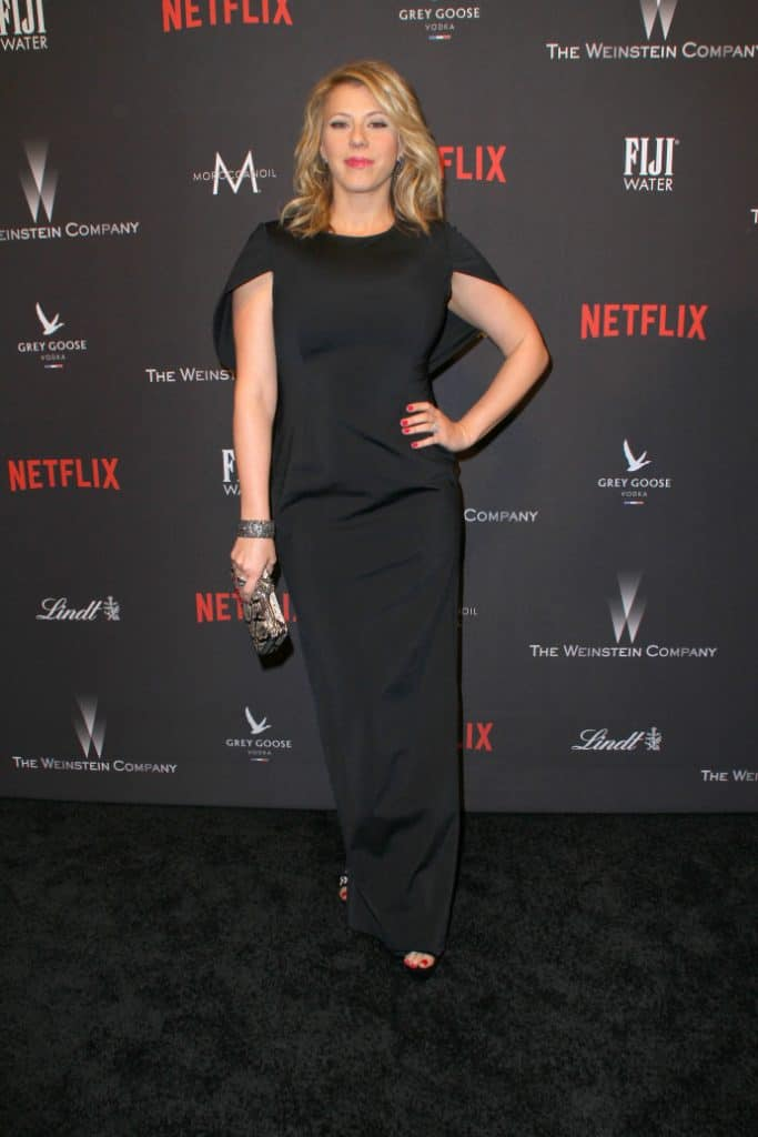 Jodie Sweetin at the Golden Globes After Party