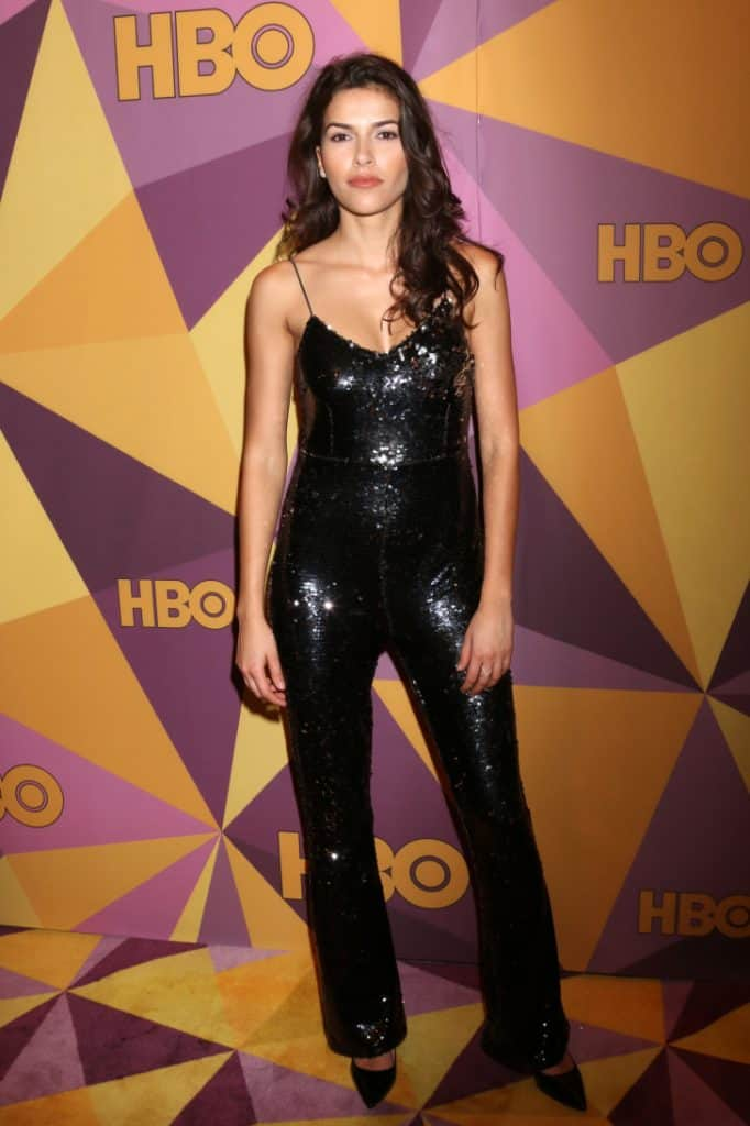 Sofia Pernas at the HBO Post Golden Globe Party