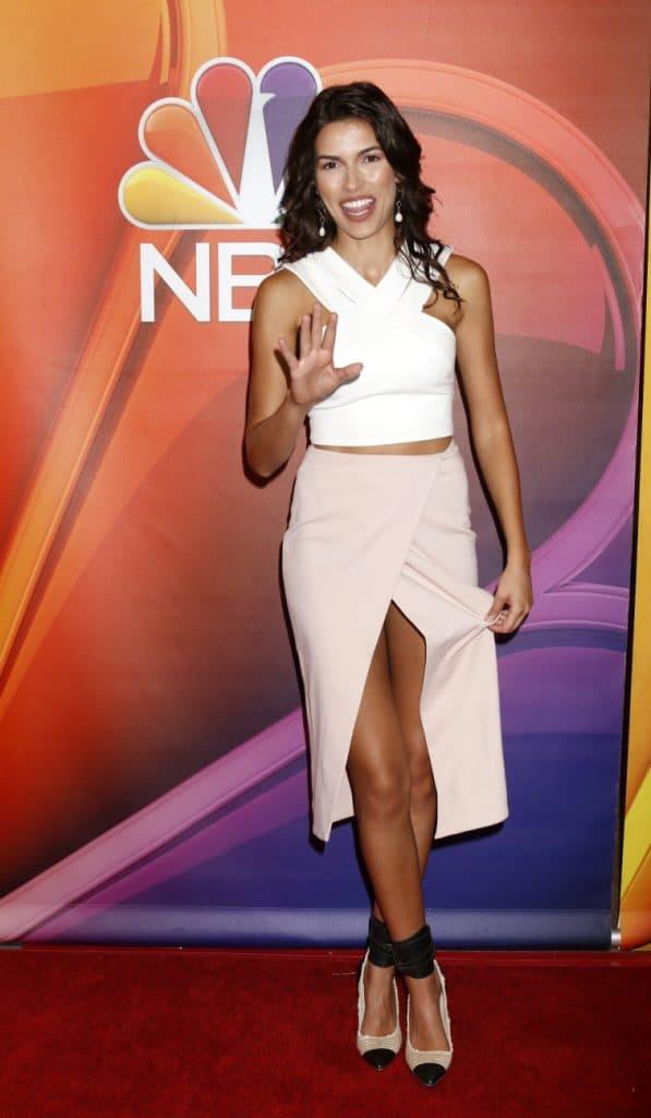 Sofia Pernas at the NBC TCA Press Day Summer
