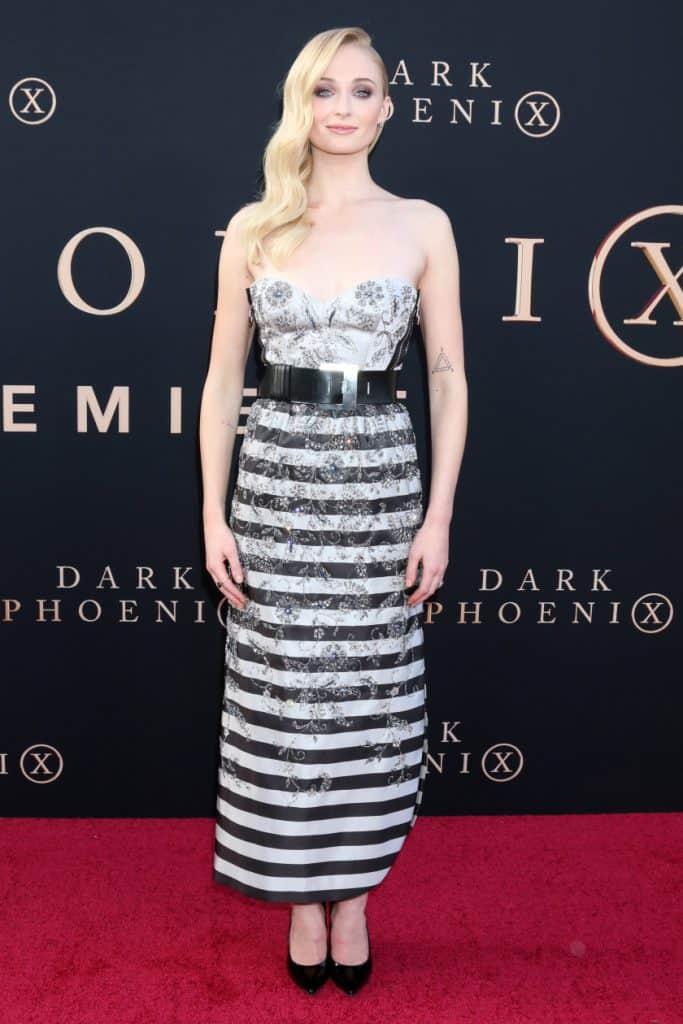 Sophie Turner at the Dark Phoenix World Premiere