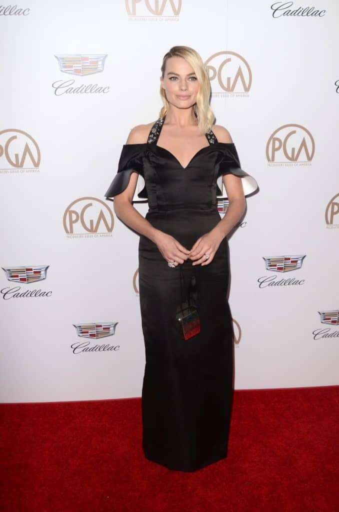 Margot Robbie at the Producers Guild Awards