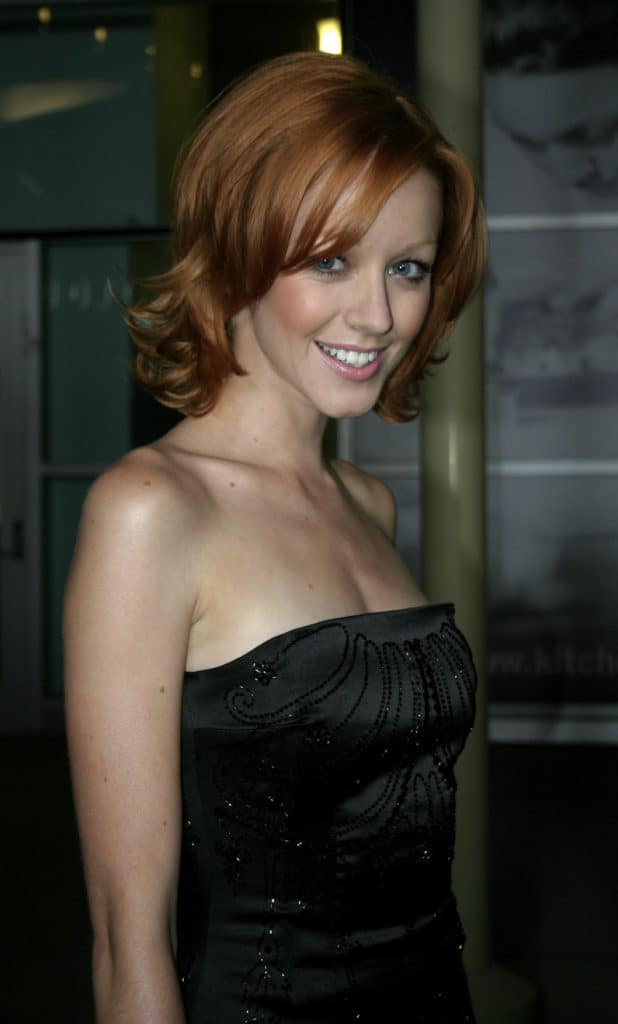 Sexy Lindy Booth