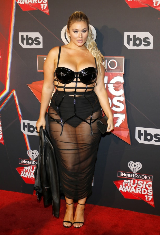 Hunter McGrady iHeartRadio Music Awards