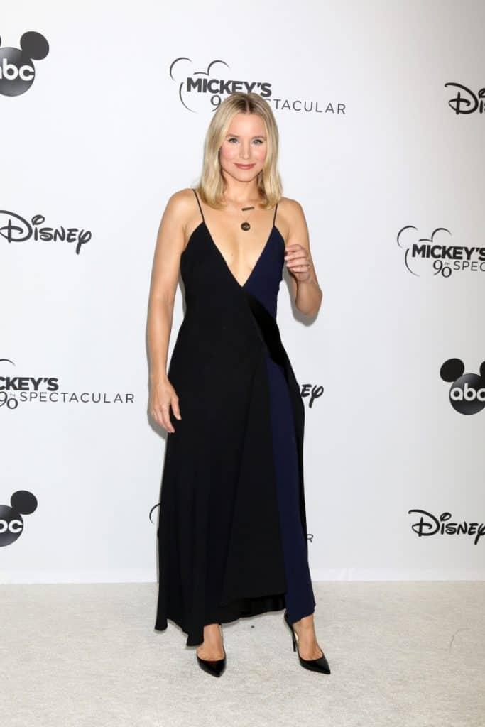 Kristen Bell in Los Angeles