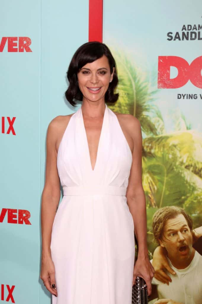Catherine Bell at the The Do-Over Premiere