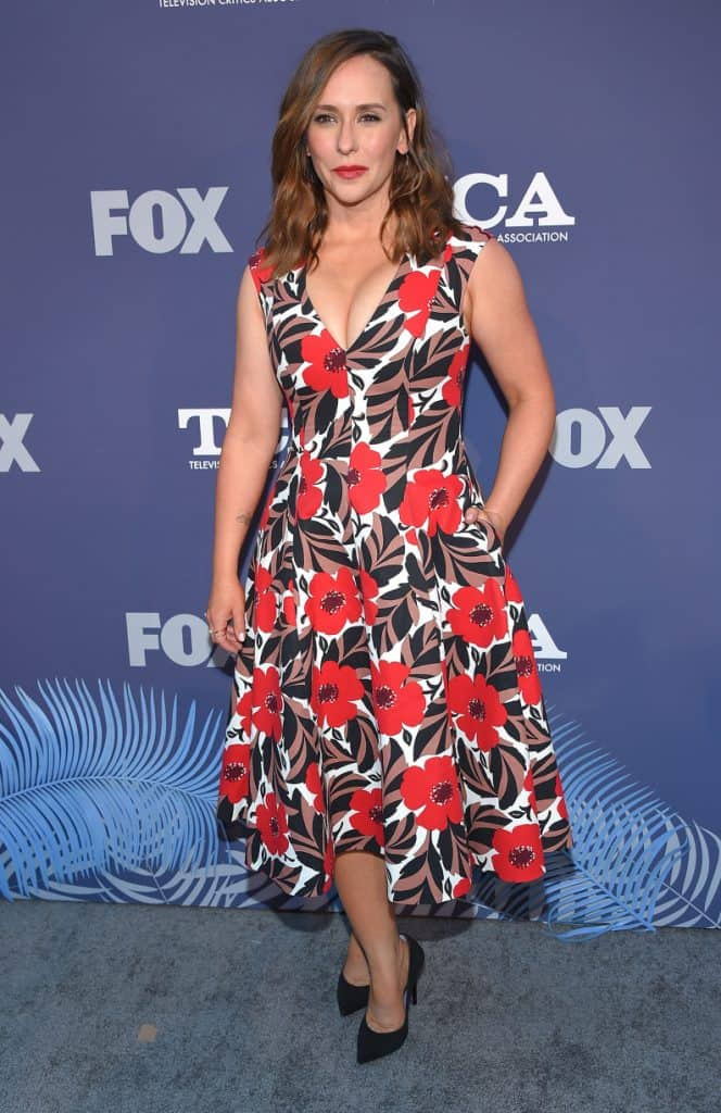 Jennifer Love Hewitt at the FOX Summer TCA