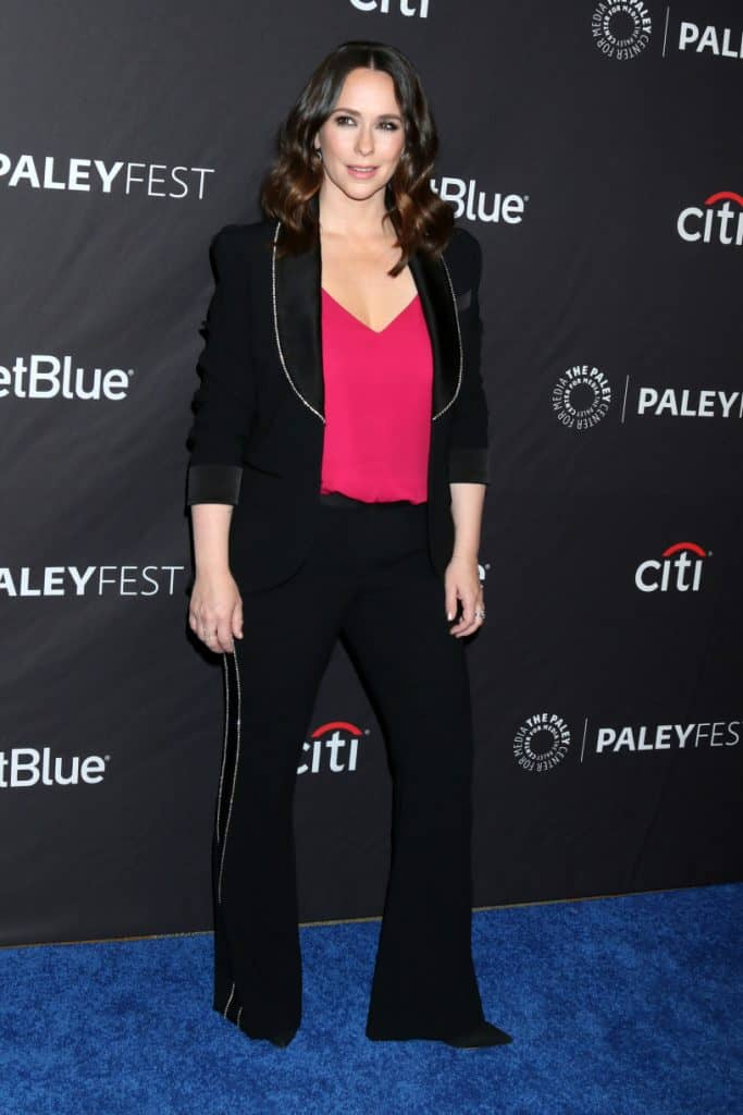 Jennifer Love Hewitt at the PaleyFest Event