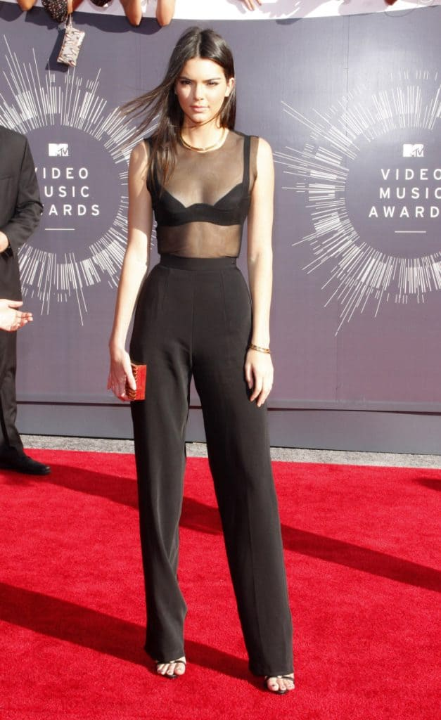Kendall Jenner at the MTV Video Music Awards