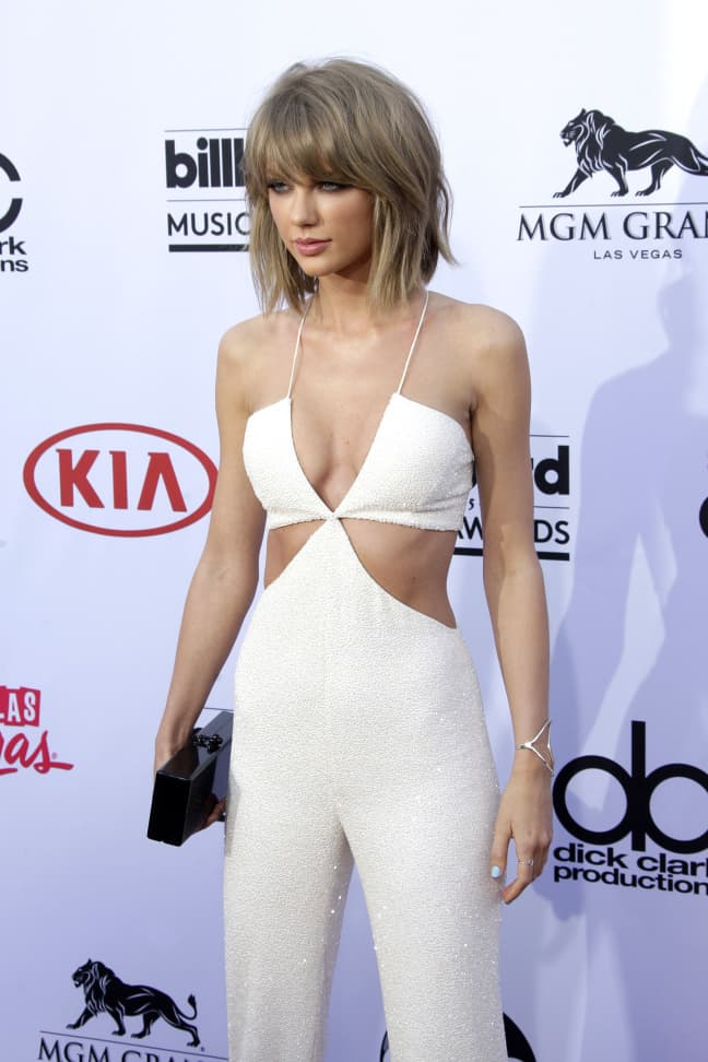 Taylor Swift at the Billboard Music Awards Las Vegas