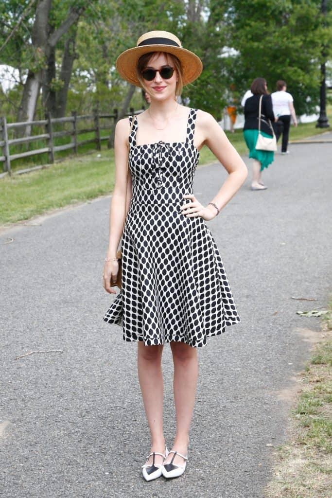 Actress Dakota Johnson