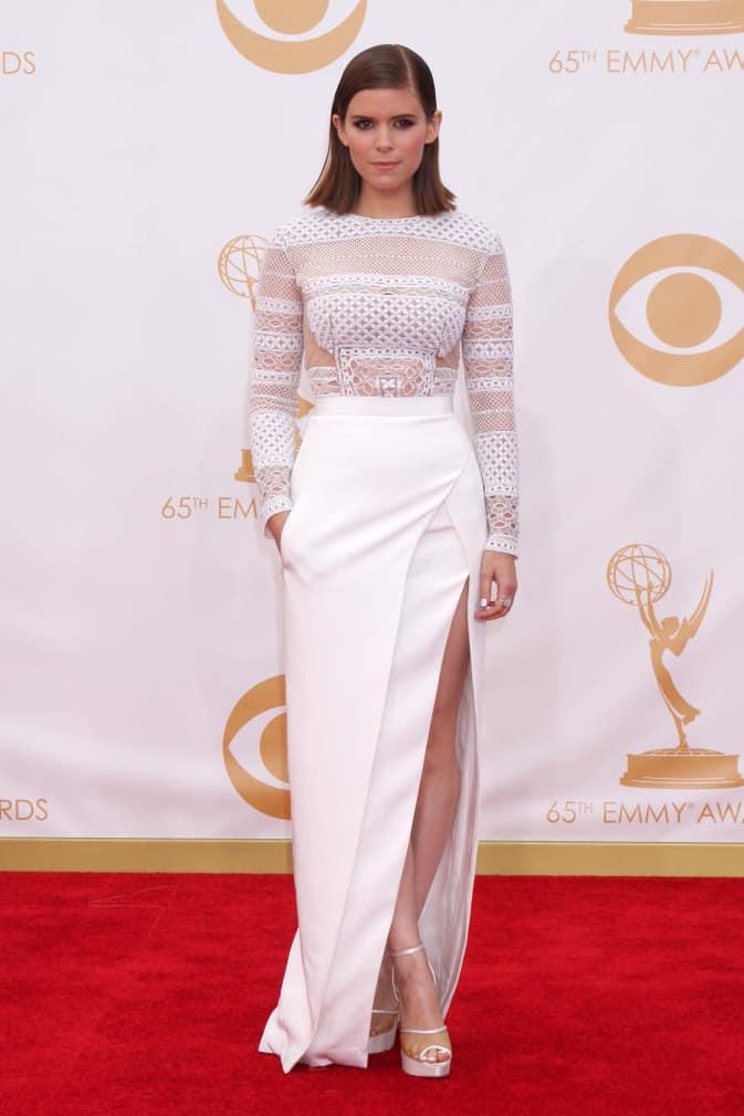 Kate Mara at the Primetime Emmy Awards