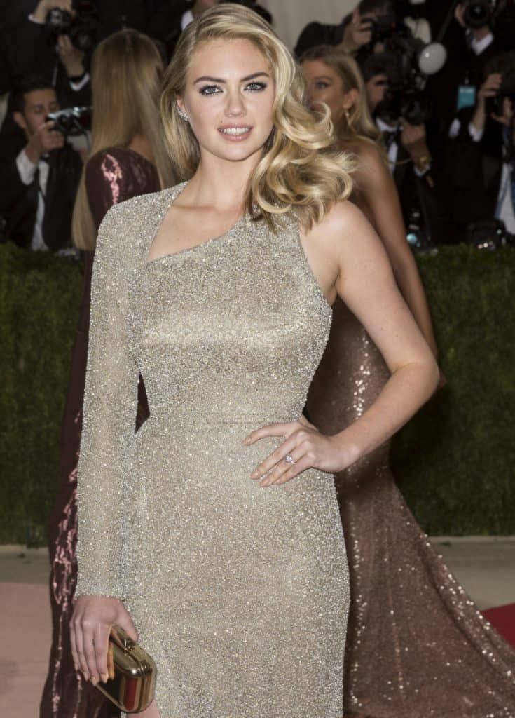 Kate Upton at Met Gala Event