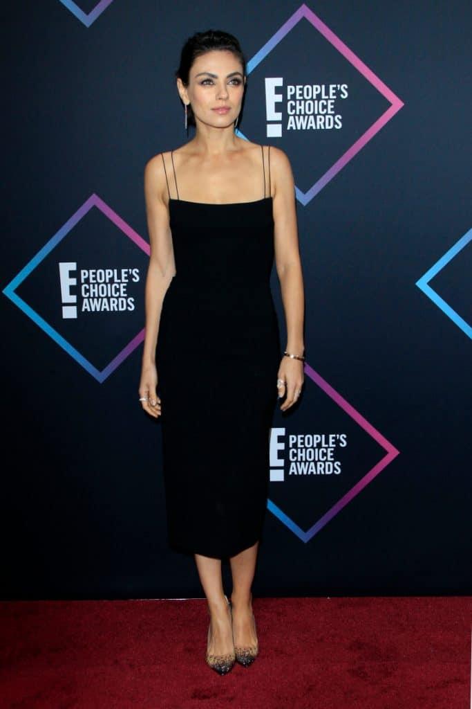 Mila Kunis at the People's Choice Awards