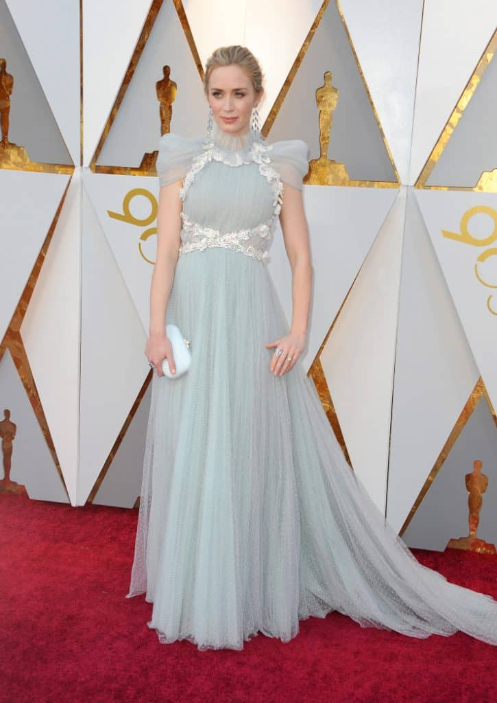 Emily Blunt at the Annual Academy Awards