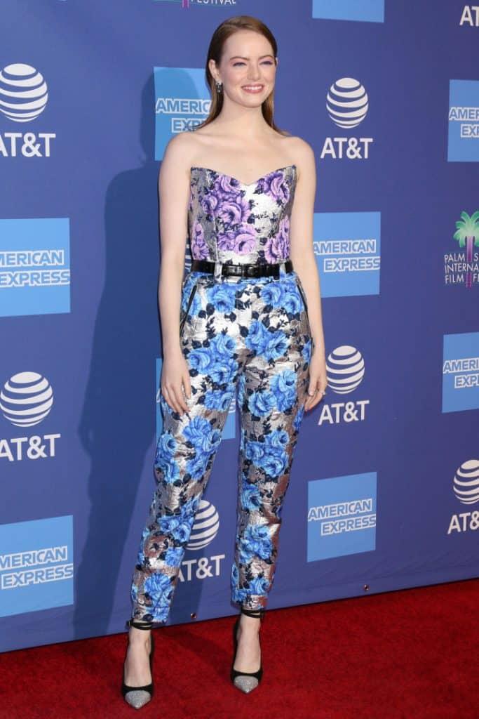 Emma Stone at the Palm Springs International Film Festival