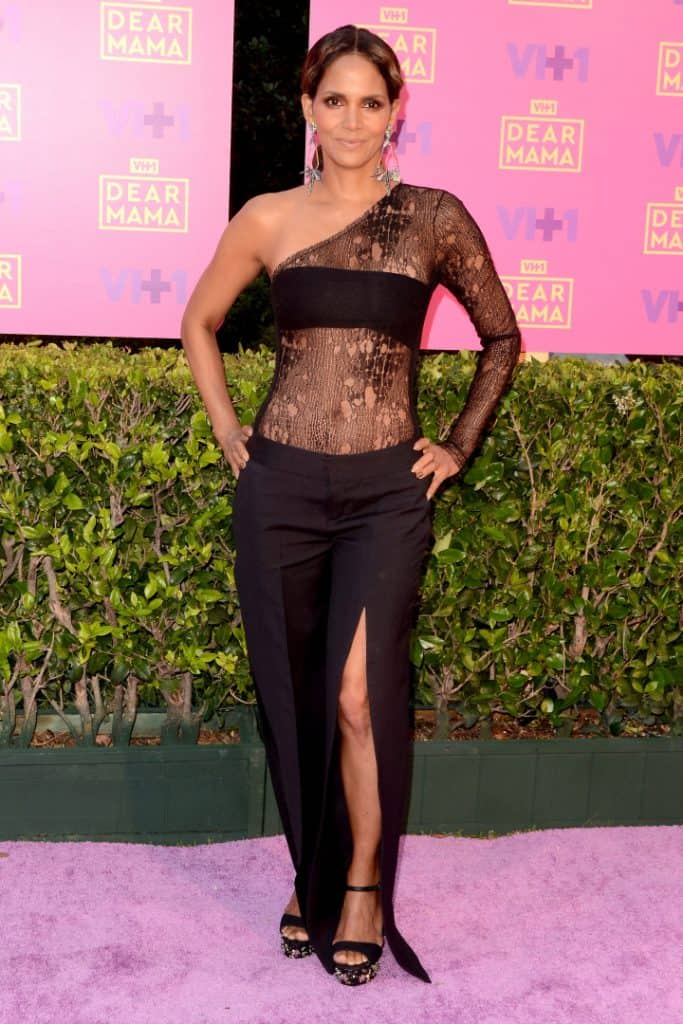Halle Berry at the Annual Dear Mama Event