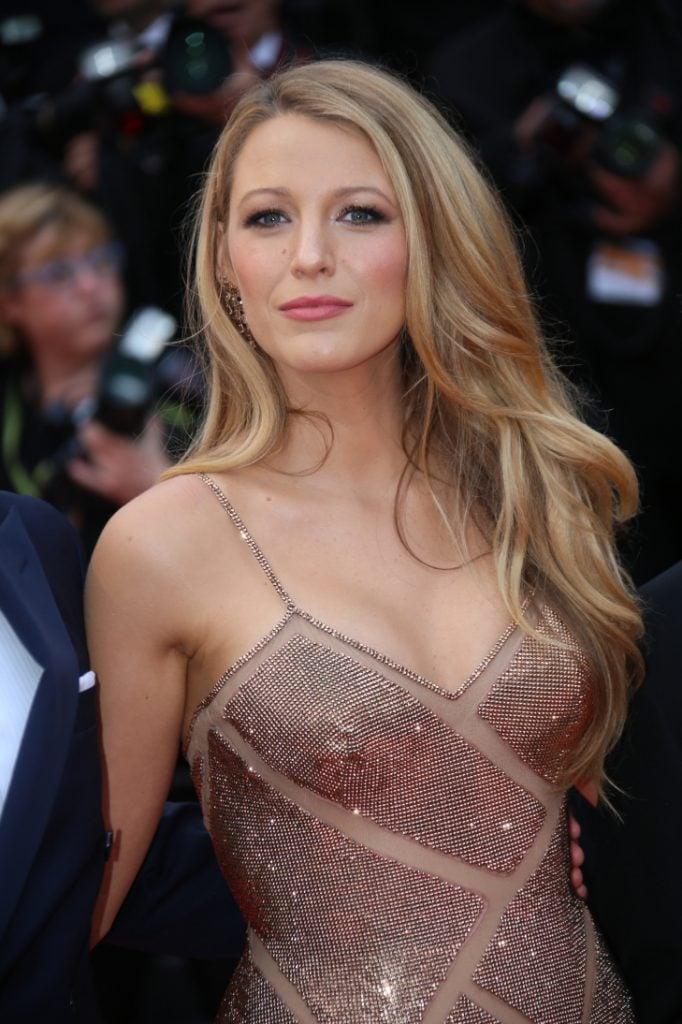 Hollywood actress Blake Lively