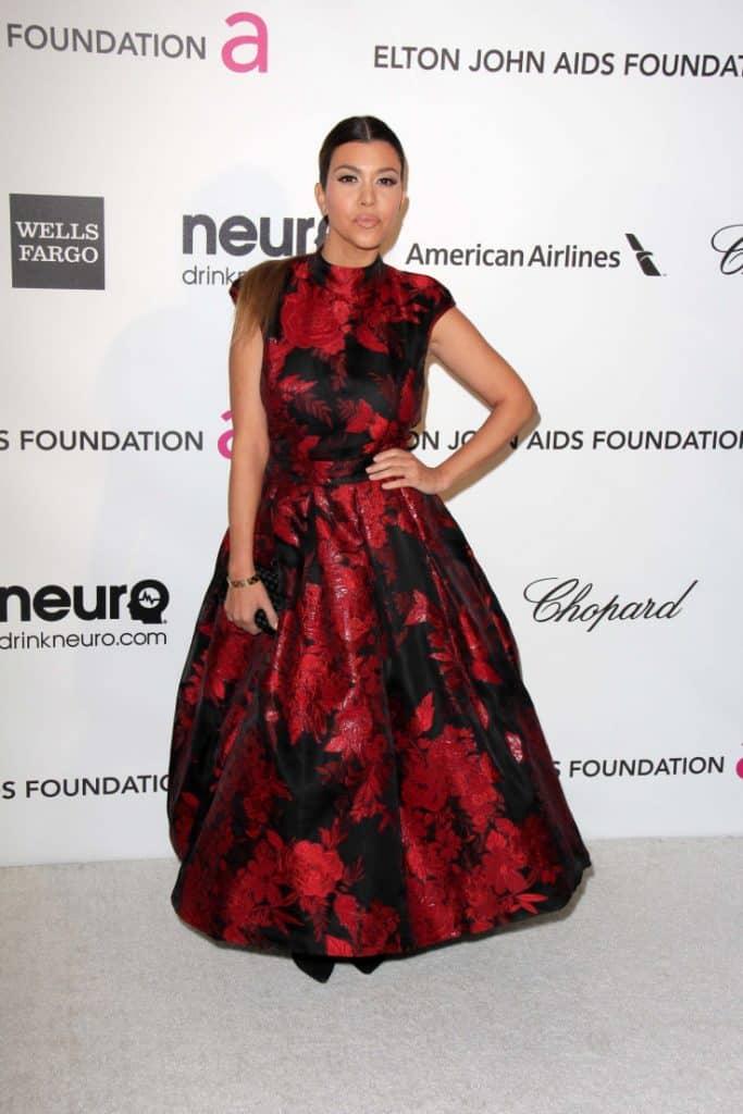 Kourtney Mary Kardashian