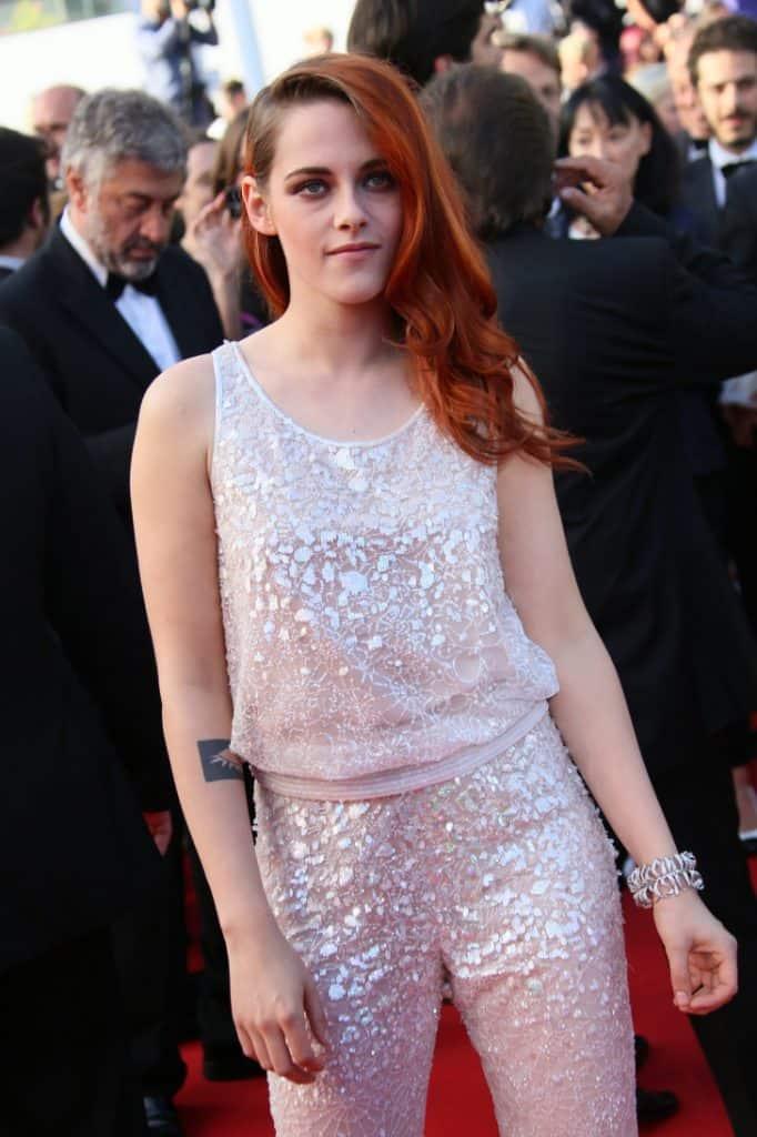 Kristen Stewart at the Annual Cannes Film Festival