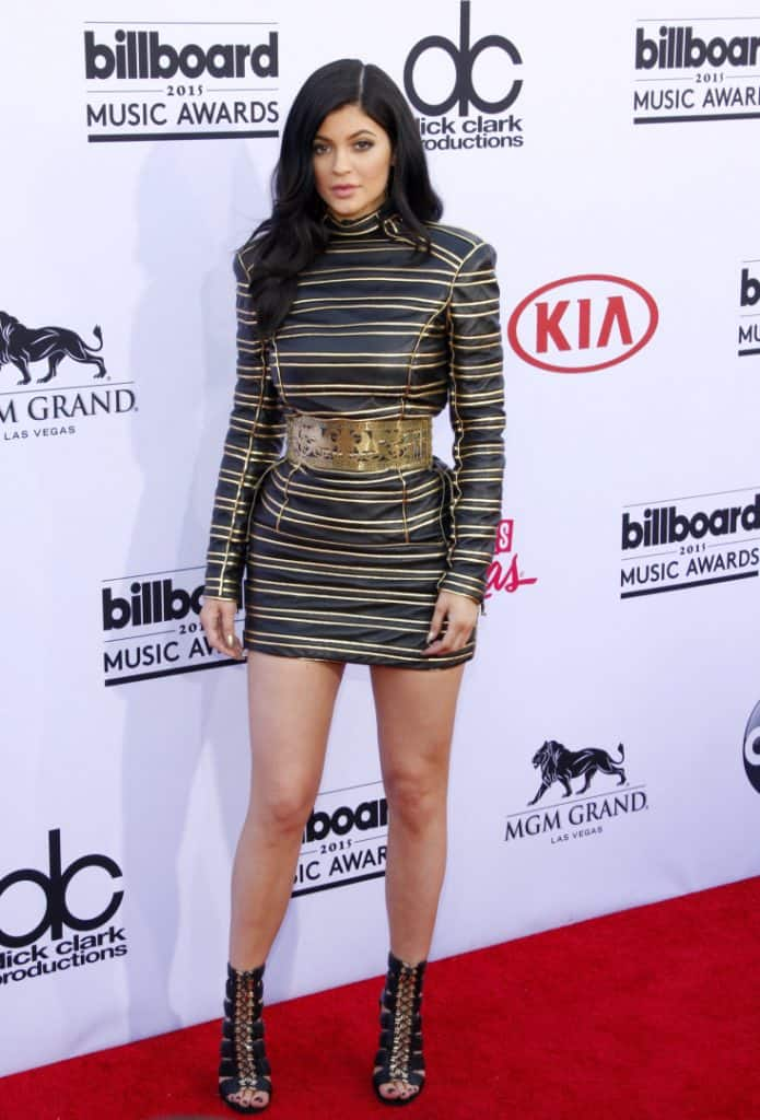 Kylie Jenner at the Billboard Music Awards
