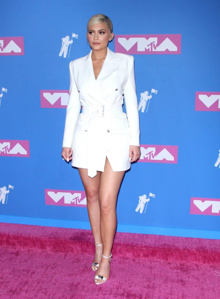 Kylie Jenner at the MTV Video Music Awards