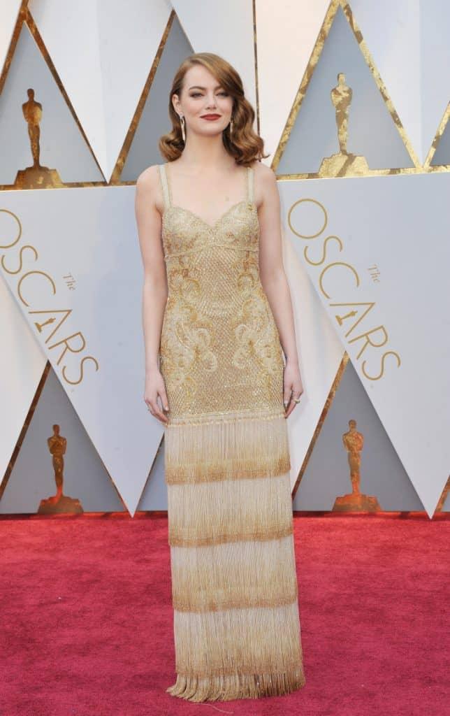 La La Land Actress Emma Stone