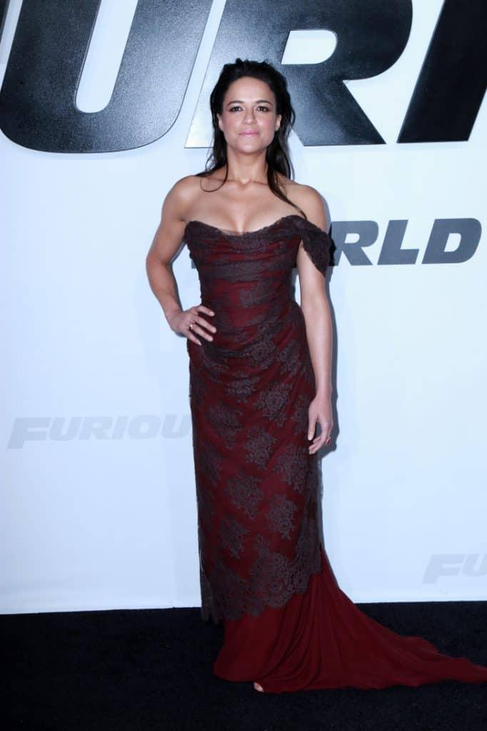 Mayte Michelle Rodriguez