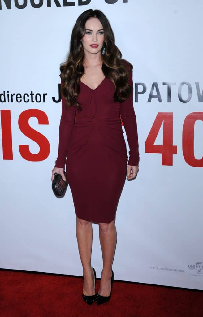 Megan Fox at the This Is 40 World Premiere