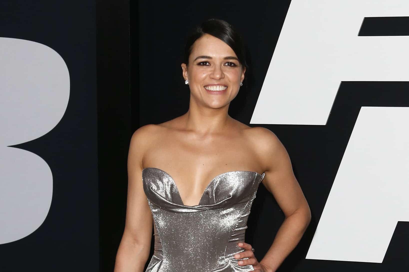 Michelle Rodriguez Body