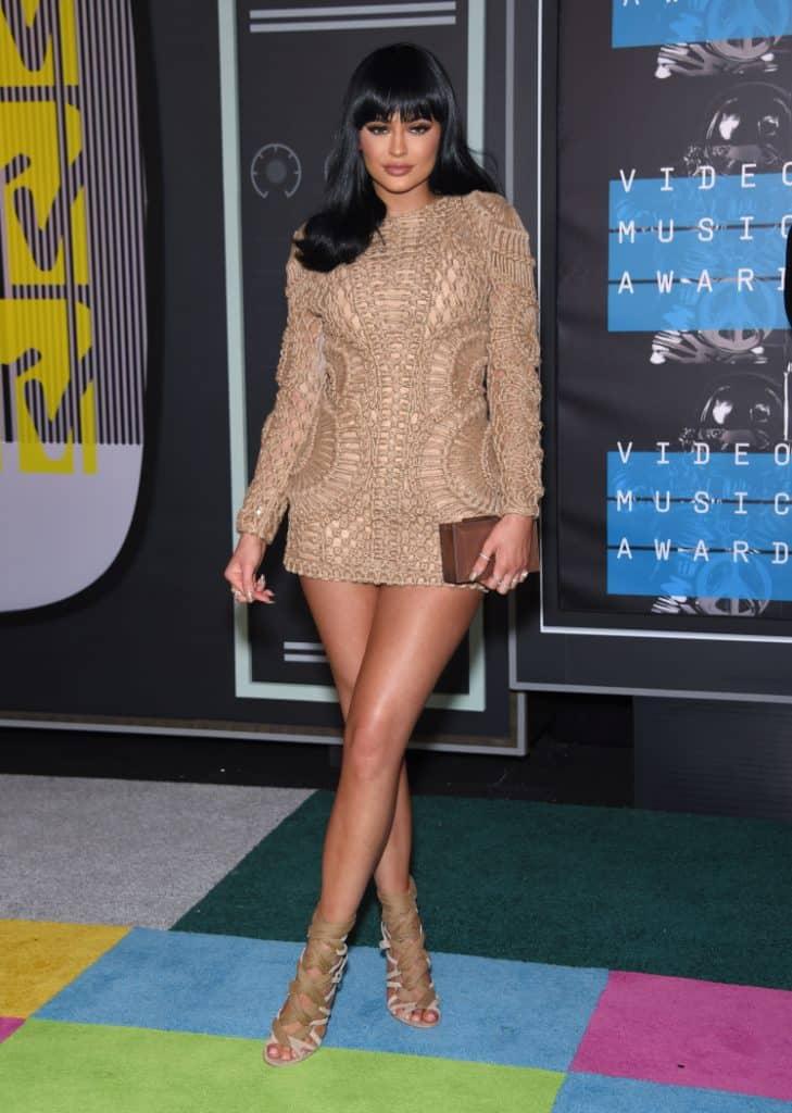 Model Kylie Jenner
