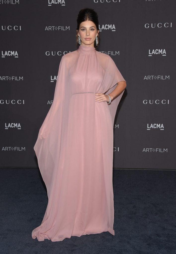 Actress Camila Morrone