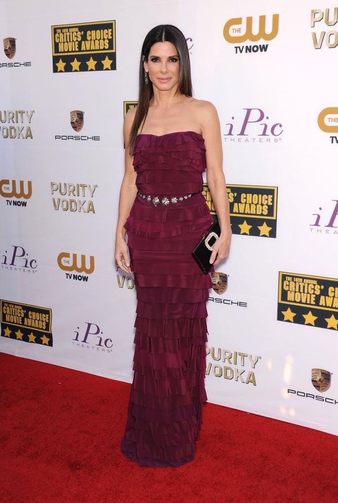 Actress Sandra Bullock